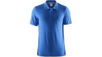 Craft In-The-Zone Pique Polo kurzarm Herren-Polo Gr. M view/drop