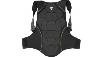 Dainese Soft Flex Man protector de espalda negro/verde flash