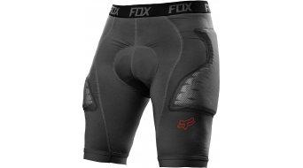 Fox Titan Race pantalón protector corto(-a) Caballeros-pantalón protector Shorts (incl. acolchado) charcoal