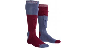 ION BD 2.0 protectores calcetines tamaño 39-42 combat rojo