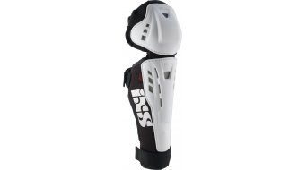 iXS Youth martillo Series Knee Guard blanco(-a)