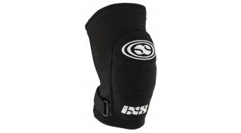 iXS Flow Knee Guard schwarz