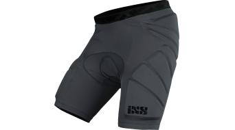 iXS Hack niños pantalón protector corto(-a) grey