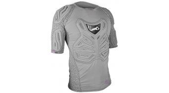 Leatt Roost Tee camiseta protectora gris