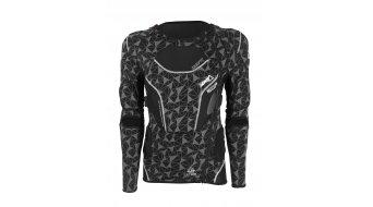 Leatt 3DF AirFit Lite camiseta protectora negro