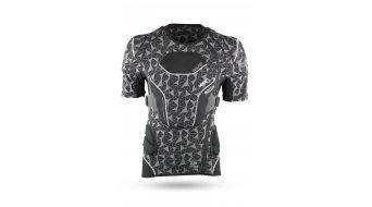 Leatt 3DF AirFit Lite camiseta protectora de manga corta negro
