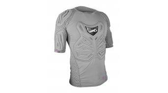 Leatt Roost Tee JR camiseta protectora niños-camiseta protectora tamaño uni gris