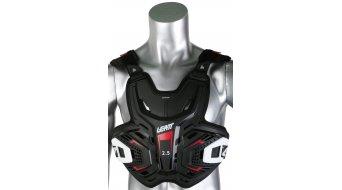Leatt Chest Protector 2.5 护胸 型号 均码 black/red 款型 2019