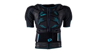 ONeal Zero Gravity Protektoren-Shirt kurzarm Gr. XXL blau Mod. 2016
