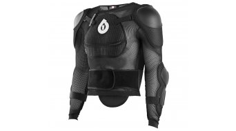 sixsixone Comp protektor kabát black 2016 Modell