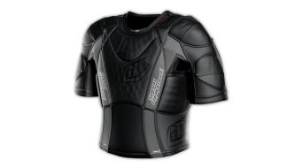 Troy Lee Designs UPS5850-HW camisa protectora de manga corta niños-camisa protectora corto sleeve Youth camiseta negro Mod. 2017