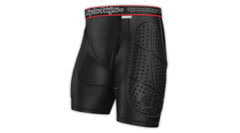 Troy Lee Designs LPS3600 pantalón protector corto(-a) niños-pantalón protector negro Mod. 2017