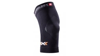 X-Bionic X-Genus CP-1 No Seam perneras para rodillas tamaño XXL negro/anthracite