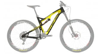 Intense Carbine 275 carbon 27,5/650B frame FOX CTD Factory 2014