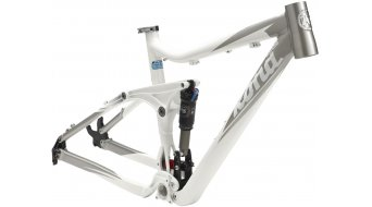 KONA CoilAir Supreme cadre taille 19 white/argent Mod. 2010""