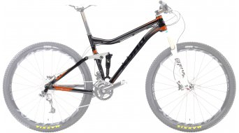 KONA Hei Hei Supreme 29 cadre taille 20 incl. FOX RR23 brushed argent Mod. 2012