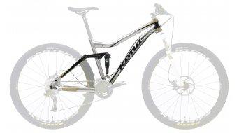 Kona Hei Hei bici de 29 pulgadas Deluxe cuadro color plata Mod. 2013