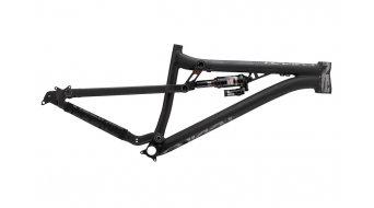 NS Bikes Soda EVO Rahmen (ohne Dämpfer) Gr. L schwarz Mod. 2015