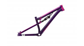 NS Bikes Soda Slope 26 Frame (inkl. Monarch RL) Unisize Mod. 2016