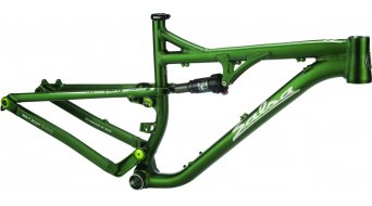 "Salsa Spearfish 1 29"" cadre taille XS ano green Mod. 2015"