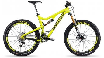 Santa Cruz Bronson carbon 650B frame (FOX-Float-CTD-Kashima-Adjust-shock) 2014