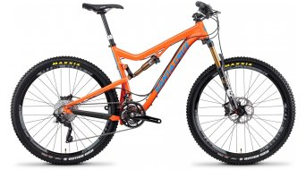 Santa Cruz 5010 aluminium 650B frame size L orange/blue (FOX-Float-CTD-shock) 2013