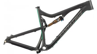 Santa Cruz 5010 carbon 650B frame size M matt-black/green (FOX-Float-CTD-Kashima-Adjust-shock) 2013
