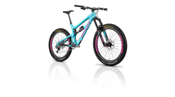Santa Cruz Nomad carbon 650B frame (Rock Shox-Monarch-Plus-Debonair-shock) 2014