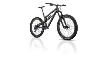 Santa Cruz Nomad carbon 650B frame (Rock Shox-Vivid-Air-RC2-shock) 2014