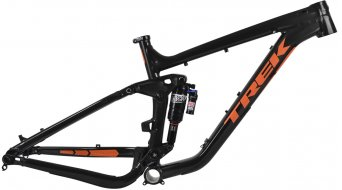 Trek Slash AL 650B/27.5 MTB frame kit dnister black 2016