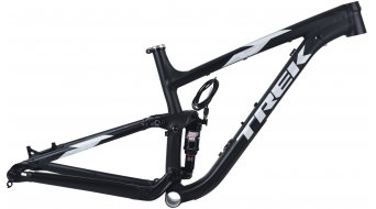 Trek Top Fuel Al 650B/27.5 frame size 39.4cm (15.5) mat Trek Black 2016