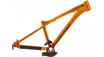 Lapierre Rapt frame kit, orange, size S