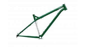 "NS Bikes Eccentric Cromo 27.5""/650B Frame taille S green Mod. 2016"