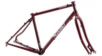 Ritchey Ascent Break Away Touring 27.5/650B Rahmenkit maroon