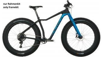 Salsa Mukluk Carbon 26 Fatbike Rahmenkit blue/black Mod. 2017
