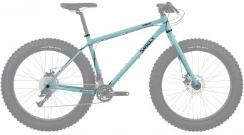 Surly Wednesday 26 Fat bike kit telaio . robins egg blue mod.2016