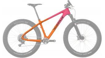 Salsa Beargrease carbono 26 Fatbike kit de cuadro pink/naranja Mod. 2016
