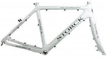 Storck Multiroad carbone G1 jeu de cadre taille 58cm white Mod. 2013