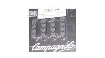 Campagnolo bici carretera pastillas de freno bis Mod. 1999 sólo pastillas de recambio (4 uds.) BR-RE600