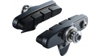 Shimano bici da corsa pattini freno Cartridge R55C4 per BR-6800
