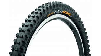 Continental Mud King Apex 650B Drahtreifen 57-584 (27.5x2.30) schwarz 6/360tpi BlackChili-Compound