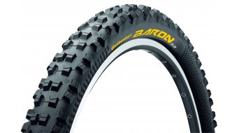 Continental Der Baron 2.5 Apex MTB- DH- wire bead tire 62-559 (26x2.5) black 6/360tpi BlackChili compound