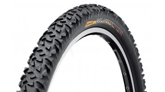 Continental Gravity Sport cubierta(-as) alambre 57-559 (26x2.30) negro(-a) 3/84tpi
