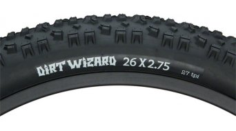 Surly Dirt Wizzard Fatbike cubierta(-as) alambre 26x2,75 27Tpi