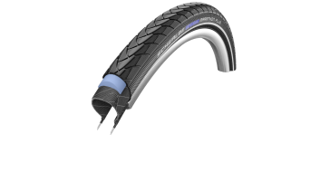 Schwalbe Marathon Plus Performance SmartGuard cubierta(-as) alambre 40-584 (27.5x1.50) Endurance-Compound negro-reflex Mod. 2016