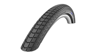 Schwalbe Big Ben Performance RaceGuard cubierta(-as) alambre 50-584 (27.5x2.00) Endurance-Compound negro-reflex Mod. 2016