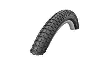 Schwalbe JumpinJack Performance wire bead tire dual-compound black 2016