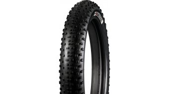 Bontrager Barbegazi 26 Fatbike cubierta(-as) plegable(-es) (26x4.70) Team Issue negro