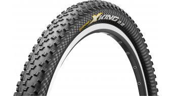 Continental X-King Protection folding tire black 4/240tpi BlackChili-compound