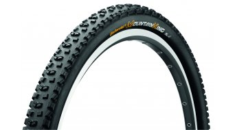 Continental Mountain King II RaceSport 650B folding tire black 3/180tpi BlackChili-compound